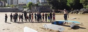 Cursos de Surf Mundaka surf Taldea