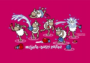 Mójate - Busti zaitez POR LA ESCLEROSIS MÚLTIPLE