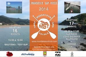 I.MUNDAKA SUP Race