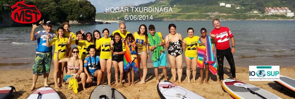 Curso Sup Hogar Txurdinaga