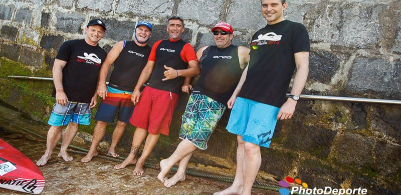 SUP MNDK Swim 2014