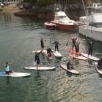 SUP Mundaka surf taldea